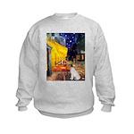 Cafe / JRT Kids Sweatshirt