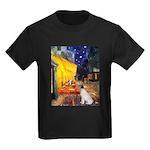 Cafe / JRT Kids Dark T-Shirt