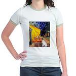 Cafe / JRT Jr. Ringer T-Shirt
