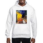 Cafe / JRT Hooded Sweatshirt