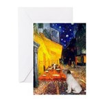 Cafe / JRT Greeting Cards (Pk of 10)