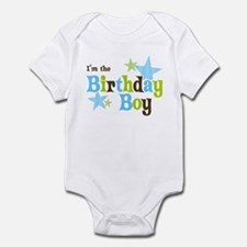 Birthday Boy Infant Bodysuit