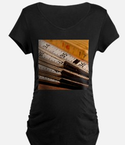Carpenters Rulers T-Shirt