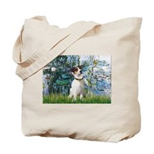 Lilies / JRT Tote Bag