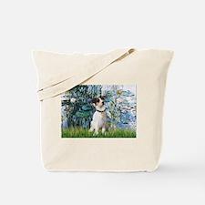 Lilies / JRT Tote Bag