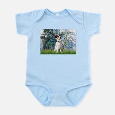 Lilies / JRT Infant Bodysuit