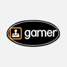 Gamer (Orange) Patch