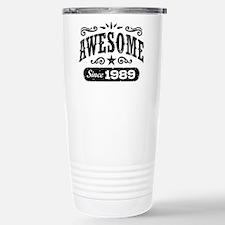 Cute 1989 Travel Mug