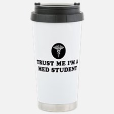 Funny Med student Travel Mug