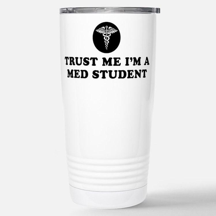 Cute For med student Travel Mug