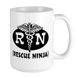 Nursing Large Mugs (15 oz)