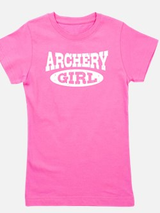 Funny Archery for girl Girl's Tee
