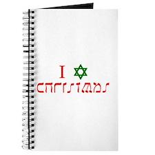 I Star Christmas Journal