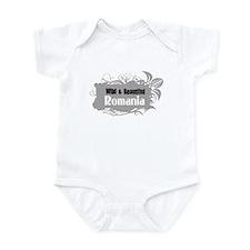 Wild Romania Infant Bodysuit