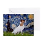 Starry / JRT Greeting Cards (Pk of 20)