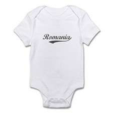 Romania flanger Infant Bodysuit