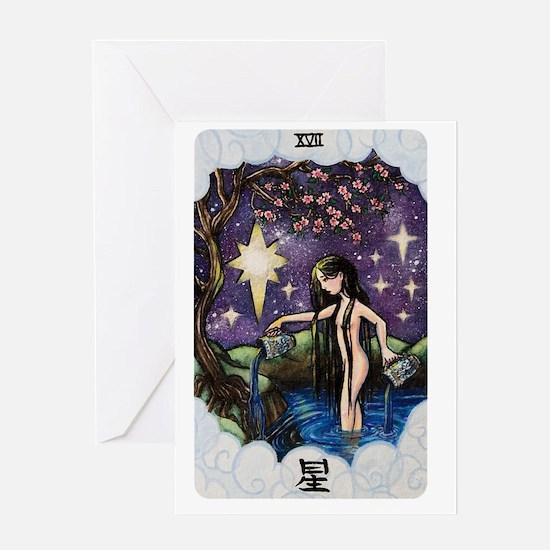 Cute Tarot Greeting Card