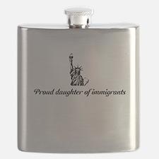 Proud daughter of immigrants Flask