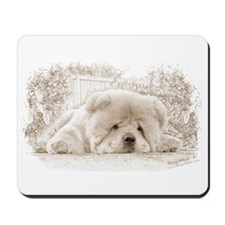 Chow Down3 Mousepad