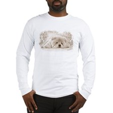 Chow Down3 Long Sleeve T-Shirt