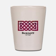 Knot - Burnett of Leys Shot Glass