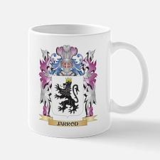 Jarrod Coat of Arms - Family Crest Mugs