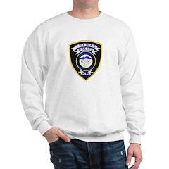 Santa Ana Tribal Police Sweatshirt