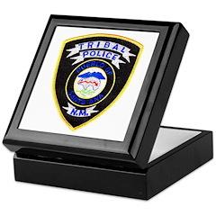 Santa Ana Tribal Police Keepsake Box