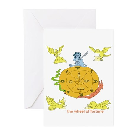 Fortune Greeting Cards (Pk of 10)