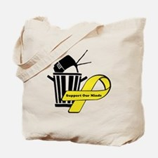 Support Our Minds Tote Bag