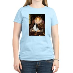 Queen/Japanese Chin Women's Light T-Shirt