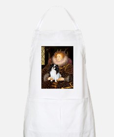 Queen/Japanese Chin Apron