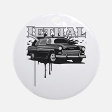 Lethal Muscle Car 2 Ornament (Round)