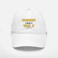 Incontinence Sneeze Baseball Baseball Cap