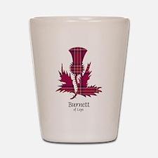 Thistle - Burnett of Leys Shot Glass