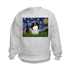 Starry/Japanese Chin Sweatshirt