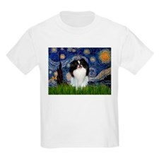 Starry/Japanese Chin T-Shirt