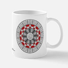 Aztec Meets Alien Mug