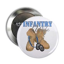 "Infantry Wife Desert Boots 2.25"" Button"