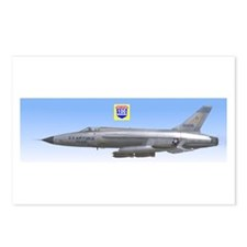 Unique Fighter pilot Postcards (Package of 8)
