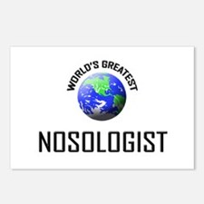 World's Greatest NOSOLOGIST Postcards (Package of
