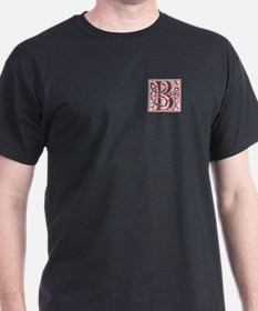 Monogram - Burns T-Shirt