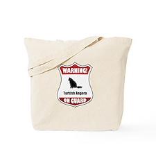 Angora On Guard Tote Bag