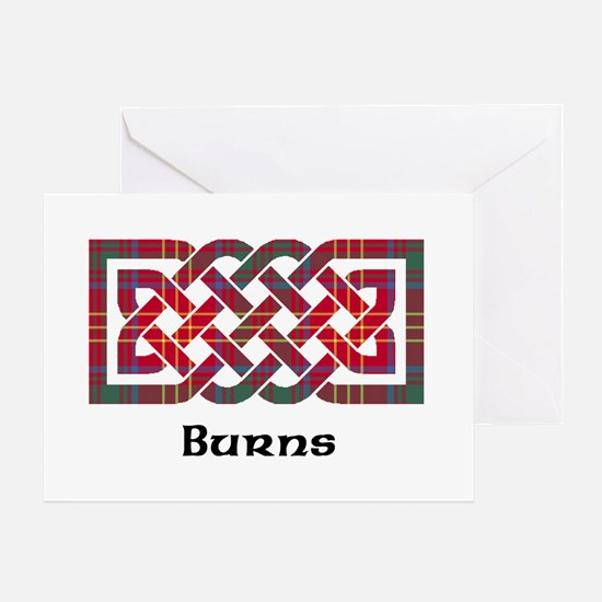 Knot - Burns Greeting Card