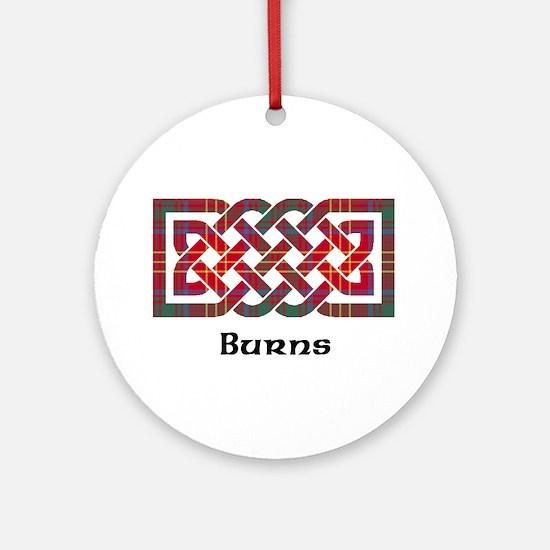 Knot - Burns Ornament (Round)