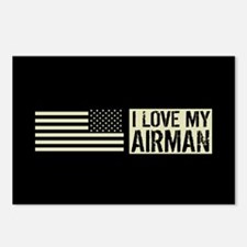 U.S. Air Force: I Love My Postcards (Package of 8)