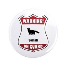 "Somali On Guard 3.5"" Button"