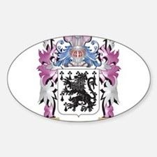 Jeffery Coat of Arms - Family Crest Decal