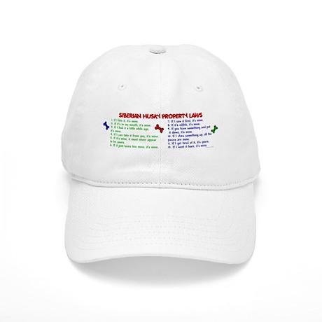 Siberian Husky Property Laws 2 Cap