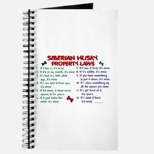 Siberian Husky Property Laws 2 Journal